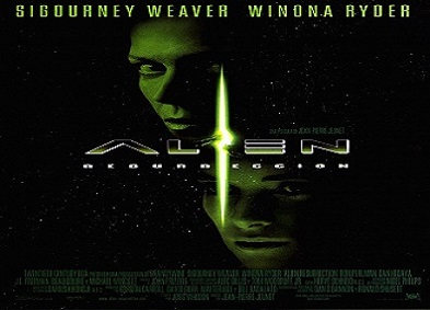 film alien la clonazione