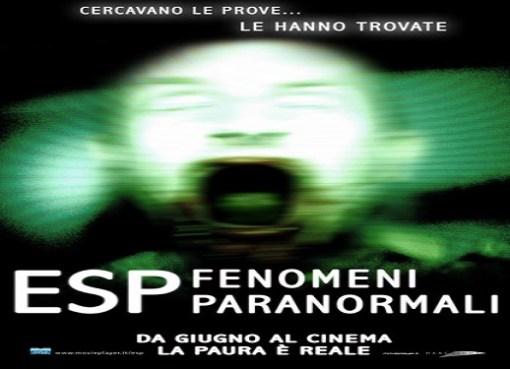 film esp2 fenomeni paranormali