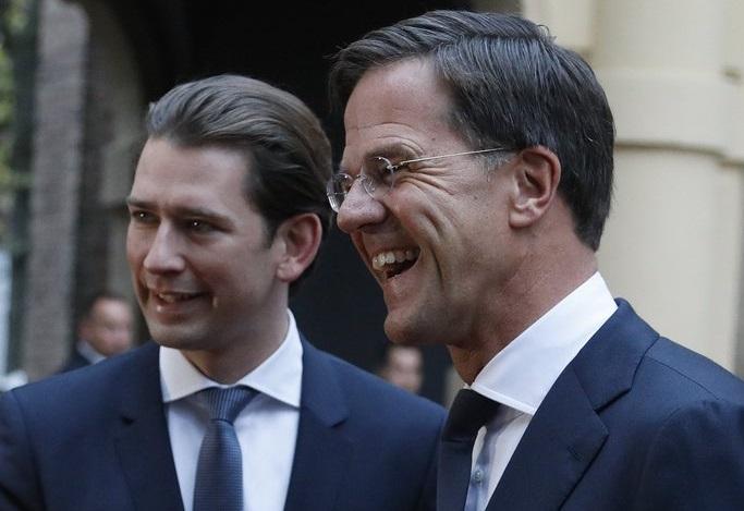 i Paesi frugali soddisfatti del Consiglio Europeo
