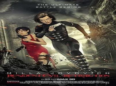 film resident evil retribution