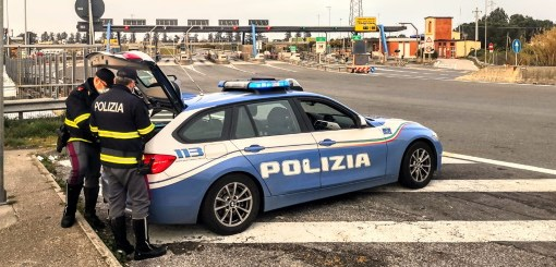 polizia cassino