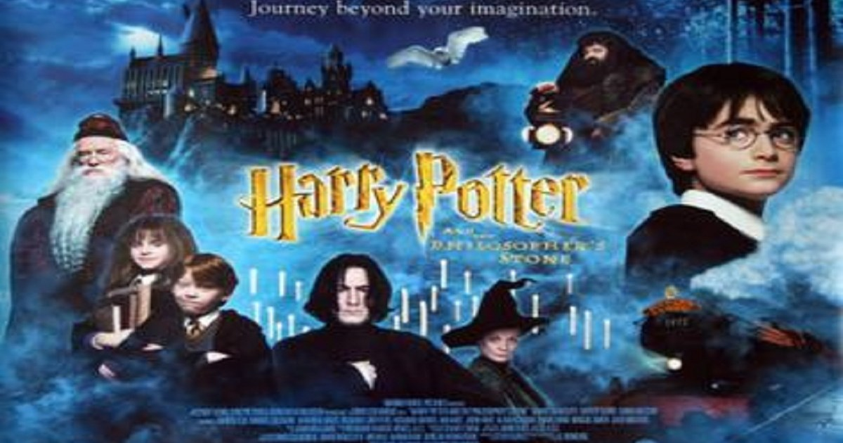 film Harry Potter 1