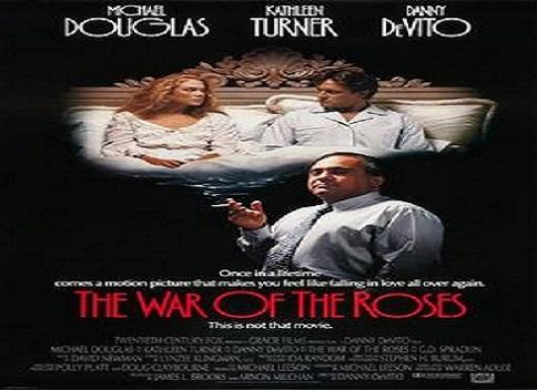film la guerra dei roses