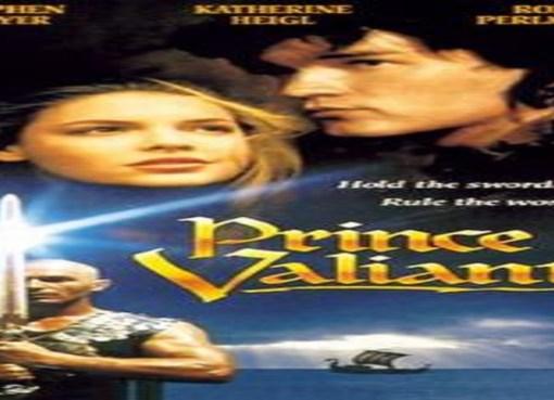 film principe valiant