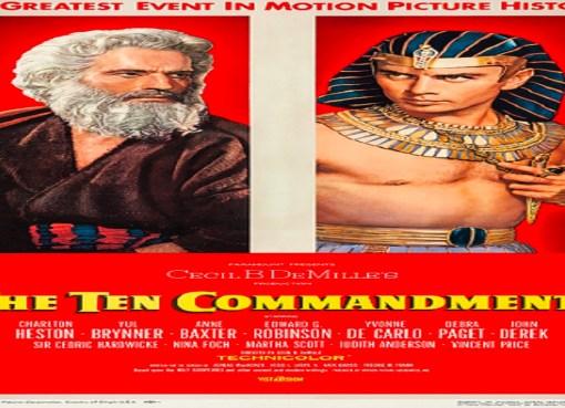 film i 10 comandamenti