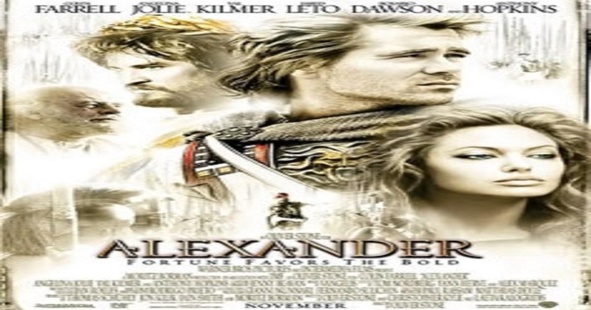 film alexander
