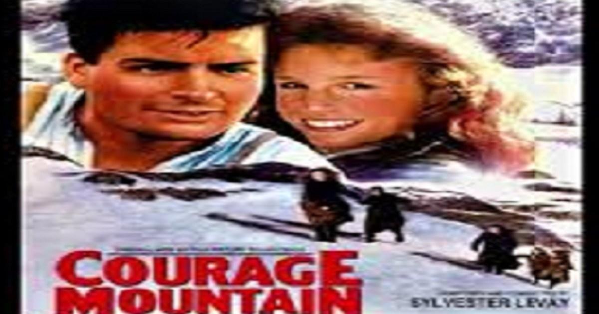 la montagna del coraggio