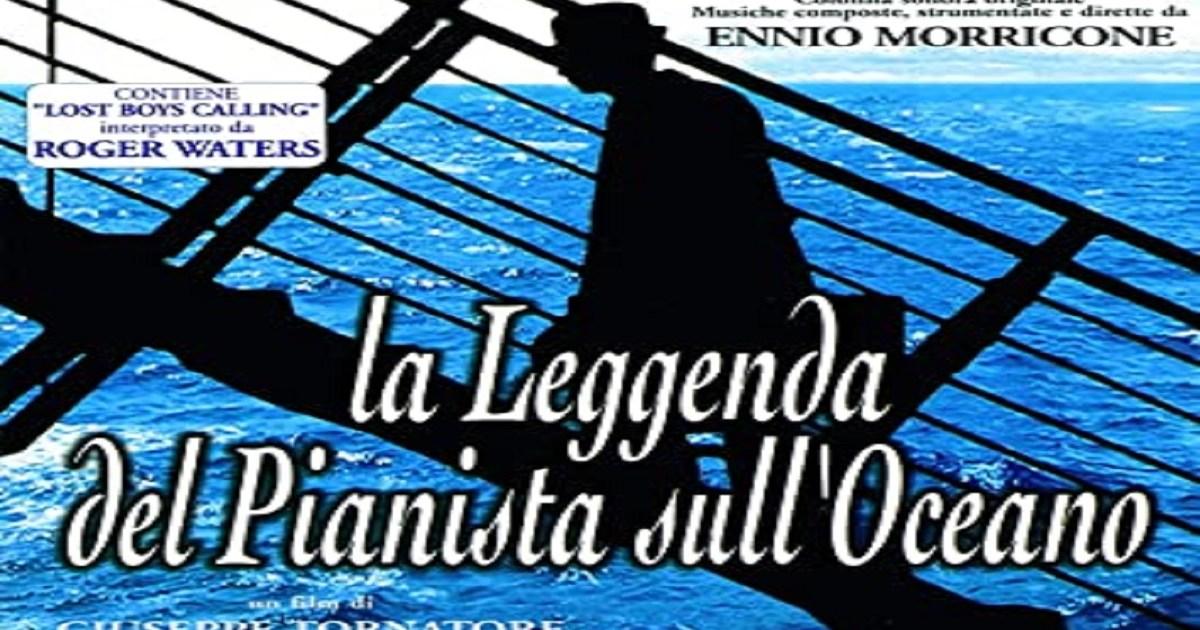 la leggenda del pianista