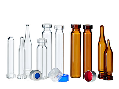 home products vials