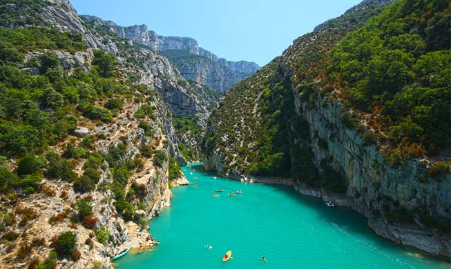 Image result for gorges du verdon