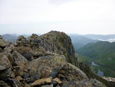 En direction du Mont Valier