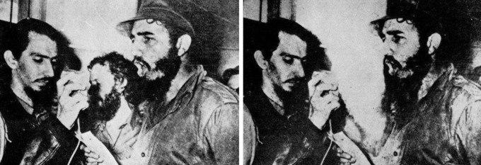 Fidel fait supprimé Carlos Franqui, 1968