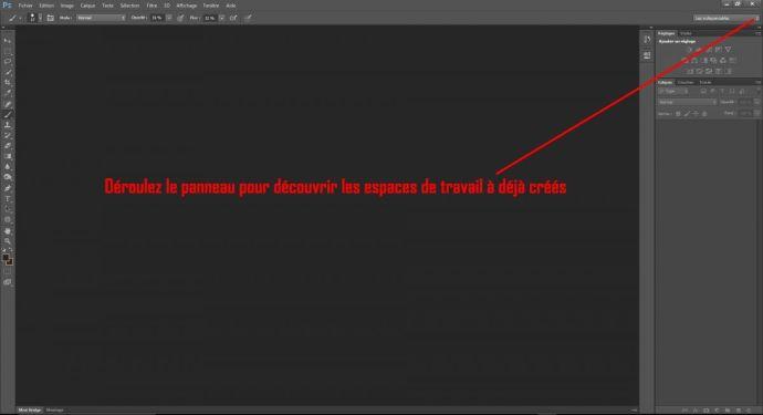 Cours photoshop 003_interface_copyright La retouche photo