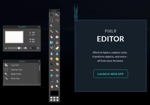 PixlR, logiciel photo : alternative à Photoshop, sur le blog La Retouche photo.