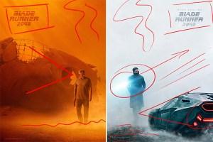 Apres l'analyse de l'affiche Blade runner 2049, avec Photoshop sur le blog La Retouche photo