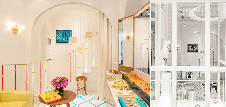 Aurelie Bidermann Boutique-Paris