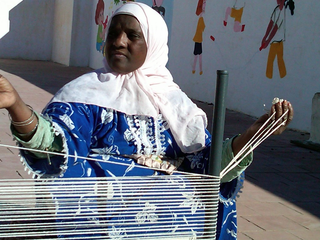 anmoon tapis berbères femmes tisserandes