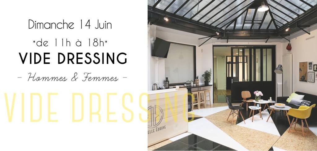 vide dressing mode paris juin