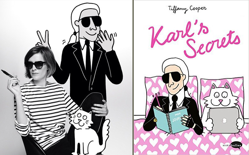 karl's-secret-livre-BD-Tiffany-Cooper