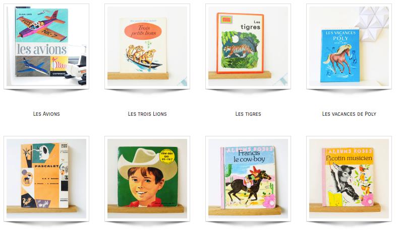 beaux livres enfants histoires dessins les happy vintage