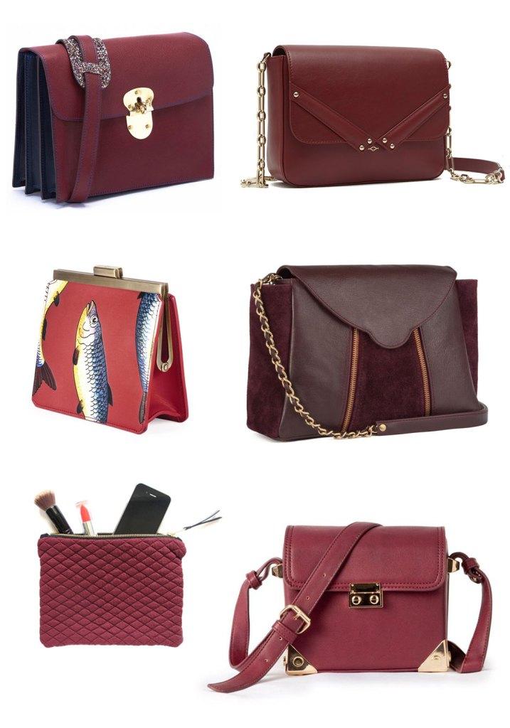 Idées-cadeaux-sacs-pochettes-bordeaux