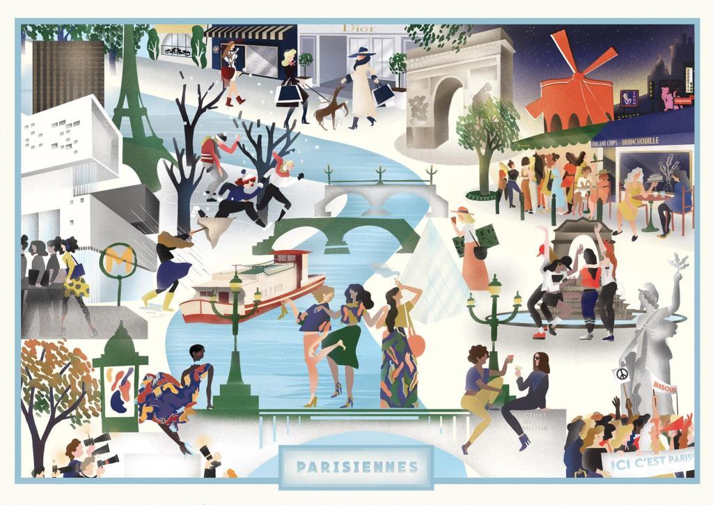 charlotte molas illustration fresque
