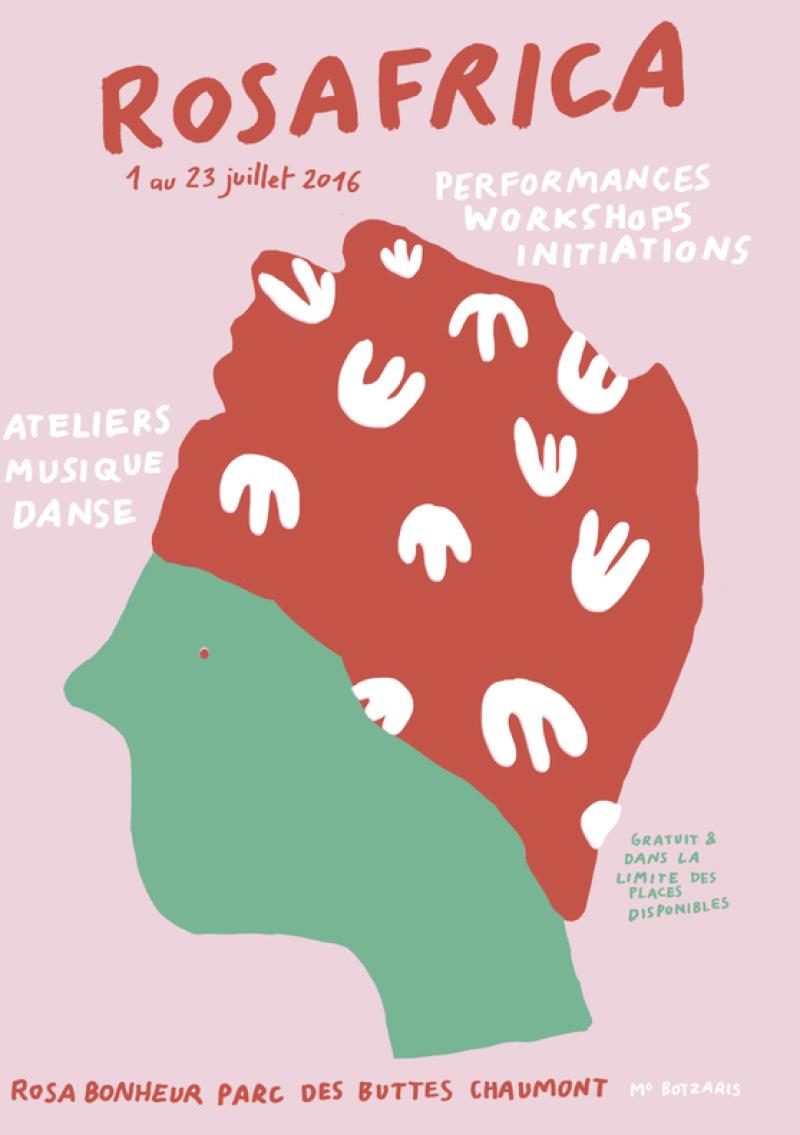 rosa-bonheur-rosafrica-festival-buttes chaumont paris