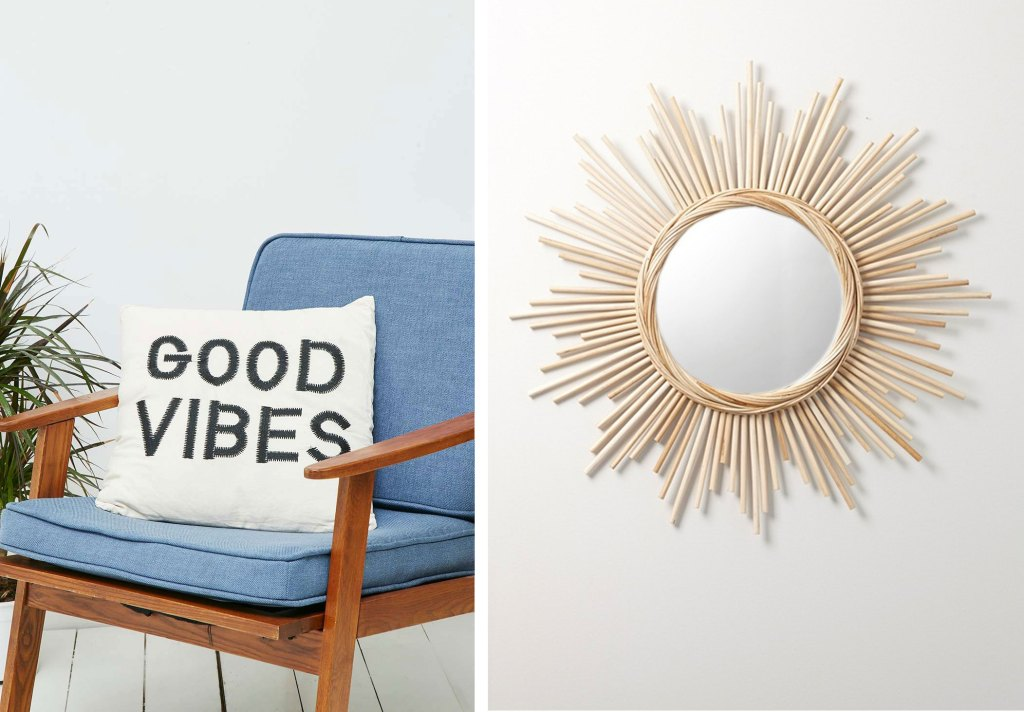 shopping-deco-coussin-good-vibes-miroir-rotin-soleil
