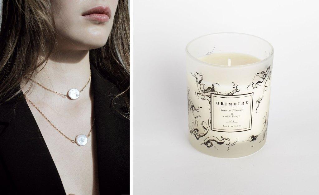 bijoux-collier-nacre-gamme-blanche-bougie-cire-vegetale-parfum-de-grasse