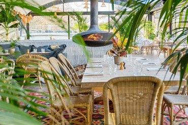 Polpo, brasserie chic & seafood bar sur seine