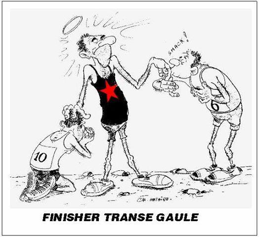 Inscrits Transegaule 2016