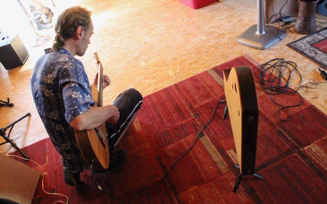 Guitar sound re-invented