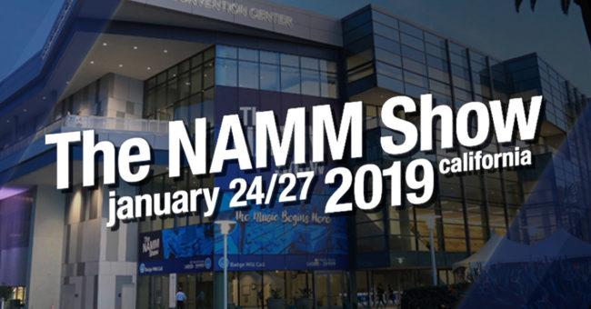 La Voix du Luthier at NAMM 2019