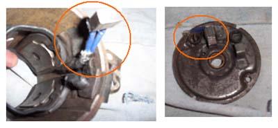 PRATIQUE : démontage, changement des charbons, et nettoyage d'un démarreur Ducellier 6202 B. (5/5)
