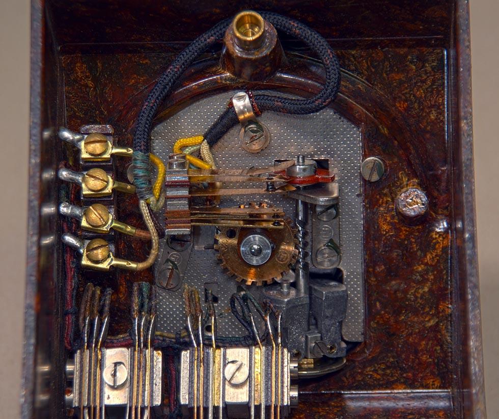Homemade Small Telephone Pbx Circuit Diagram Schematic