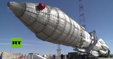 El Pentágono incluye a Rusia en lista de países con los que se prohíbe la cooperación en lanzamientos espaciales