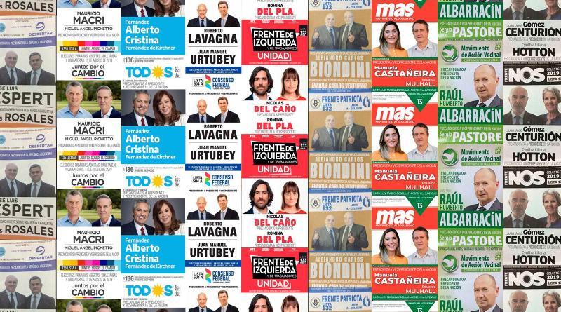 La Fiscalía Federal rechaza las boletas cortas de fórmulas presidenciales en Misiones
