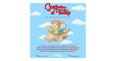 Comienza la 8va edición del Festival Internacional Gurises al Teatro