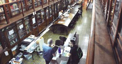 La Biblioteca Popular Posadas vuelve a abrir las puertas al público