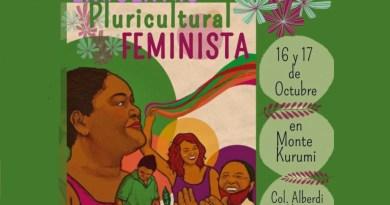 Encuentro Pluricultural Feminista en Oberá