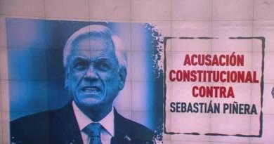 Indígenas arremeten contra el estado de emergencia declarado por Piñera