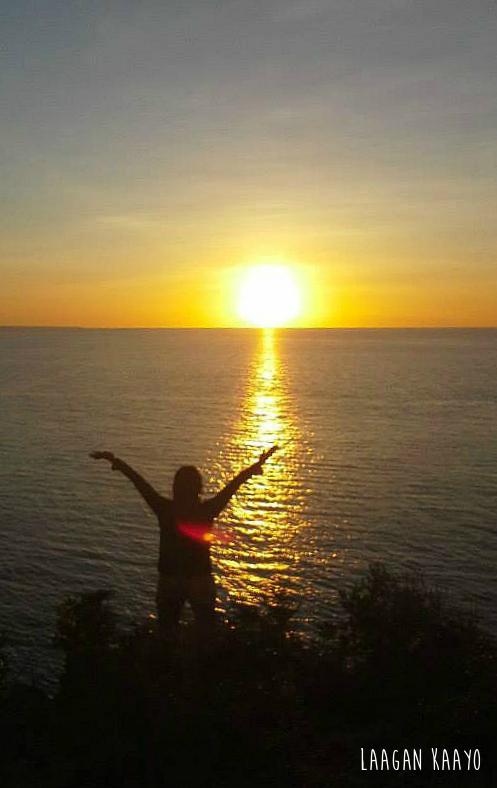 Sunset at Malapascua Island