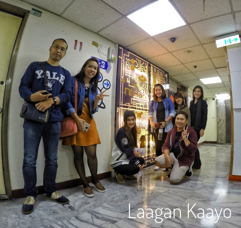 Squad at Nihao@Taipei Hostel - Fell inlove with Taiwan