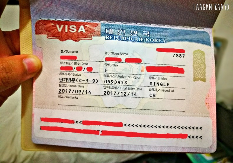 South Korean Visa Guide for Filipinos