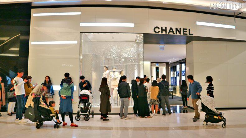 South Korea Travel Guide - Luxurious Shopping