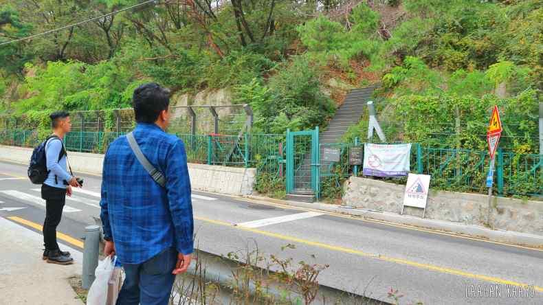 South Korea Travel Guide - Mt. Inwangsan