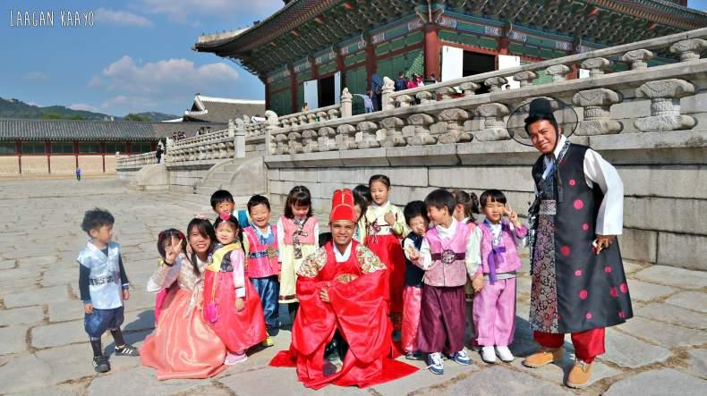 South Korea Travel Guide - Gyeongbukgong Palace