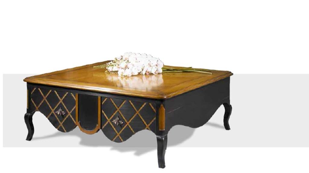 mesa centro clasica