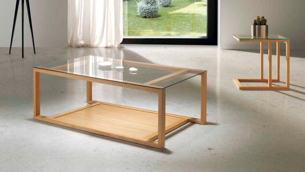 mesa centro moderna