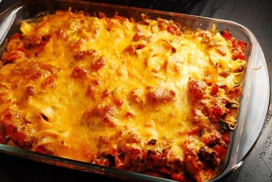 Chili Cheese Macaroni Recipe